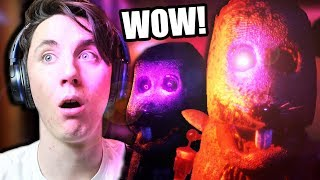 This Fnaf Game Is Amazing! || Obsolete (fnaf Game) Part 1