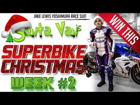 Santa Van's Superbike Christmas: Week 2 Jake
