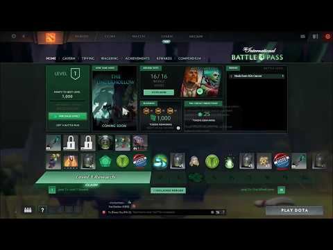 How to purchase Dota 2 Battle Pass 2018 using Paypal