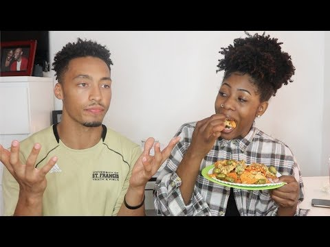WHY MEN NEED WOMEN // EAT & CHILL