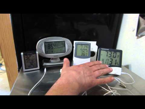 Grow Gear - Thermometer-Hygrometers Cheap 2013