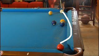 Awkward Shots in Pool that You Need to Know