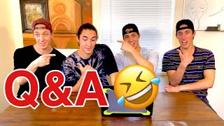 Unexpected Questions, Unexpected Answers (Q&A) (Everything you want to know about us)