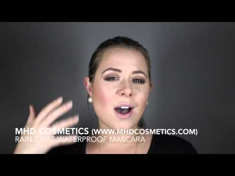 MHD Cosmetics - Rain Coat Waterproof Mascara