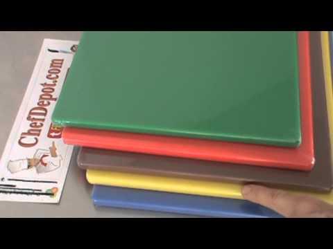 plastic cuttingboard