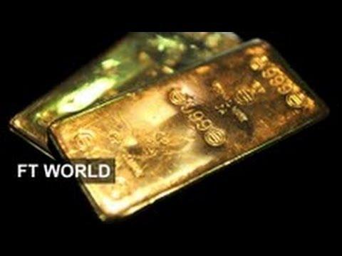 Hong Kong's gold rush