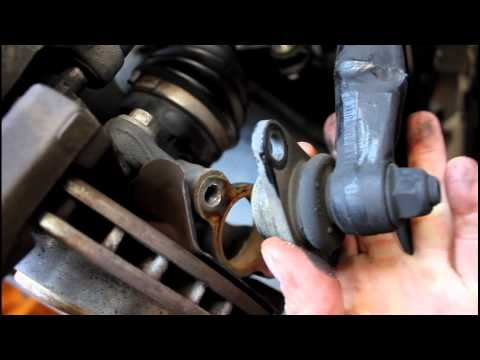 R53 DIY MINI Copper S Drive Shaft Axel Boot Removal Procedure the easy way
