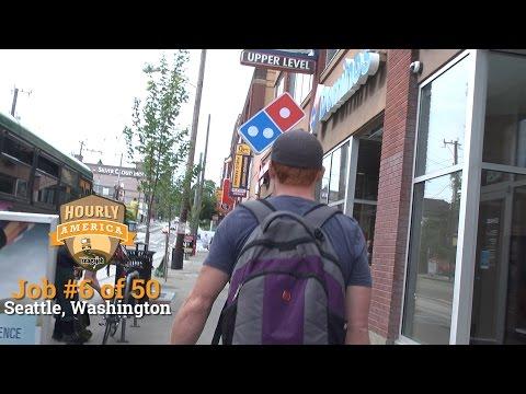 Hourly America: Domino's