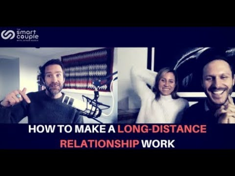How to Make a Long Distance Relationship Work - Connor & Vienna - SC 181