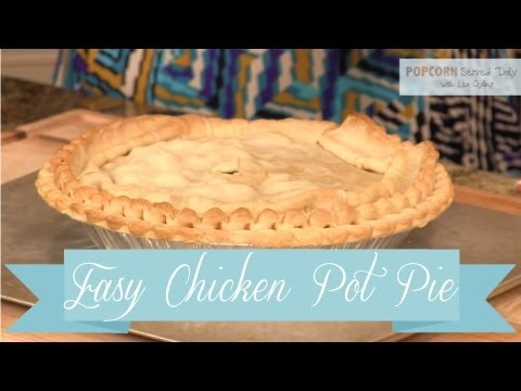 How to Make an Easy Chicken Pot Pie