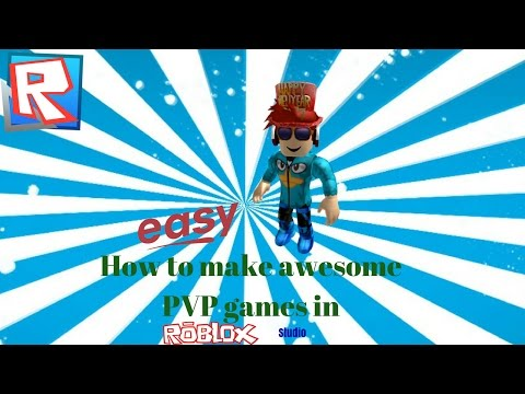 How To Make A PVP Game In ROBLOX Studio (EASY)