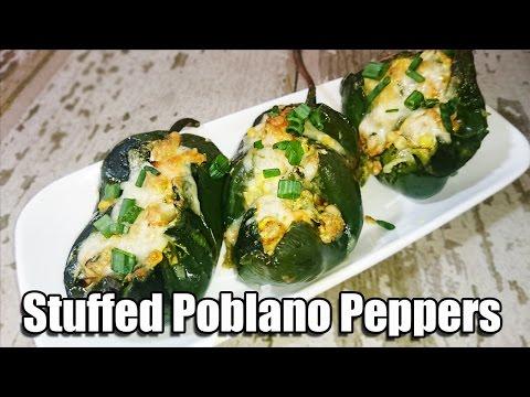 Stuffed Poblano Pepper Recipe | Episode 121