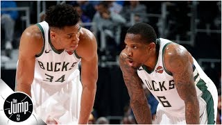 Download Bucks vs. Raptors series preview: How Giannis & Co. can reach the NBA Finals | The Jump Video