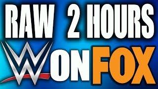 """RAW 2 HOUR SHOW 2018 - Wrestling WWE ON FOX  """"WWE NEWS 2018"""""""