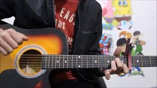Aashiq Banaya Aapne - Male Version |Hate Story IV| Guitar cover lesson chords |Himesh Reshammiya