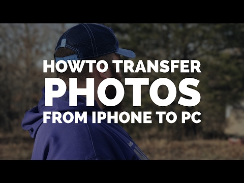 How To Transfer Photos From iPhone To Computer - HOW TO