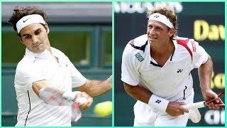 118 - Federer vs Nalbandian Last Meeting - 3rd Rnd Wimb 2011
