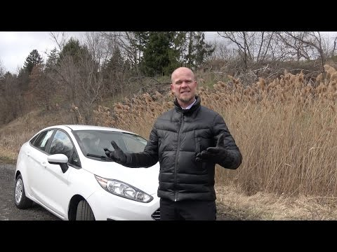 Here's why a brand NEW Ford Fiesta is ONLY $13,100! What do you get for the $$ ?