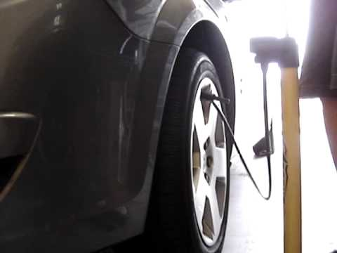 Pump up your Car Tire