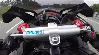 Suzuki GSXR1000 K5 Vs Suzuki GSXR1000 K5 Race And Topspeed