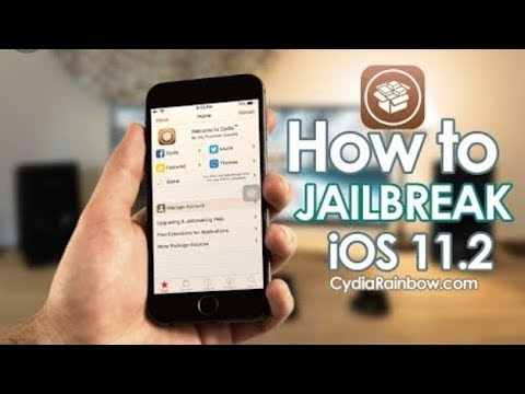 How to install cydia jailbreak on iOS 11.1.2/11.2.2 without computer