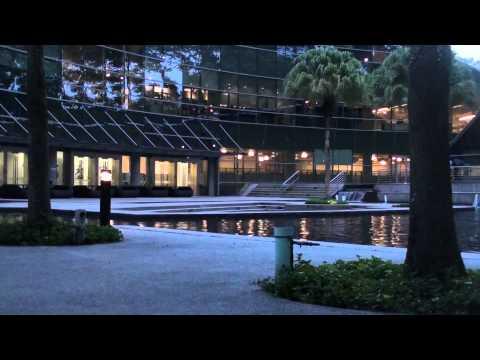 Sunken Plaza @ NTU ADM