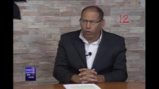 Danilo Lacayo en vivo, Lunes 10 de Diciembre del 2018.