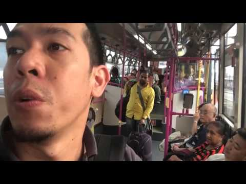 Train Travel from Kuala Lumpur to Singapore