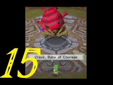 Temple of Courage | Zelda: Phantom Hourglass 100% Walkthrough