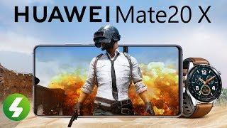 نظرة أولى على جوال الألعاب Mate 20 X و ساعة Huawei Watch GT