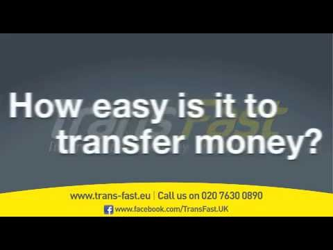 Welcome to Trans-Fast UK - How to transfer money