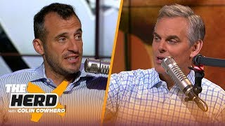 Doug Gottlieb weighs in on Antonio Brown's antics and Baker Mayfield's comments | NFL | THE HERD