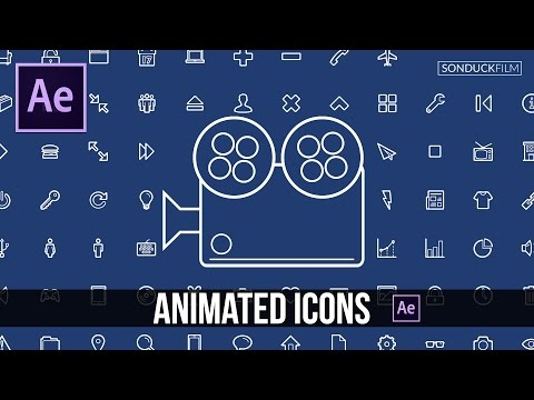 After Effects Tutorial: Create Animated Icons for Clients
