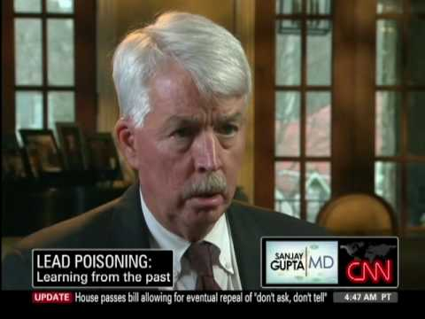 Lead Poisoning in Children - Part 1 - May 30, 2010