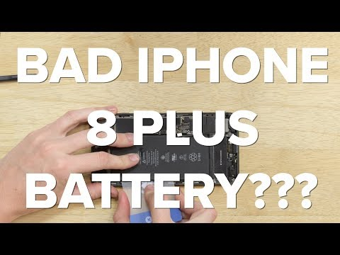 iPhone 8 Plus Battery Replacement- How To
