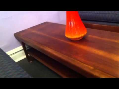 Vintage Lane Coffee Table