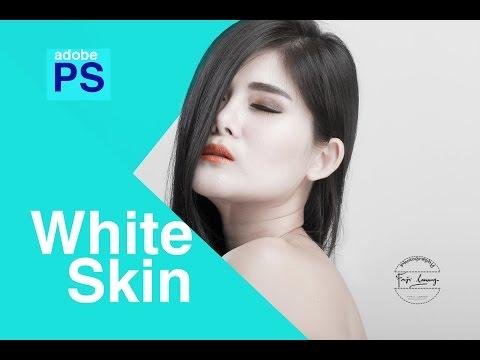 White Skin Color | Photoshop Tutorial