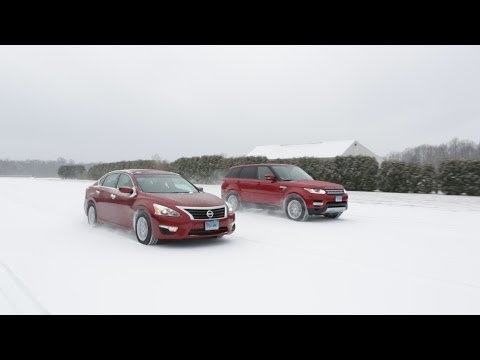Why SUVs Aren't Always Safer in Snow | Consumer Reports
