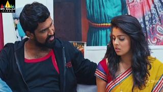 Love You Bangaram Movie Rajiv Blackmailing Shravya | Rahul, Shravya | Sri Balaji Video
