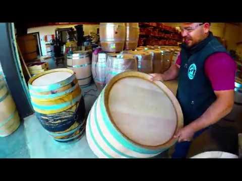 Wine Barrels | Napa Barrel Repair Shop