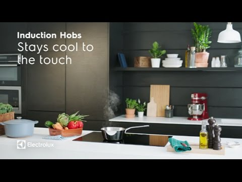 Induction - Cool Touch and Safety