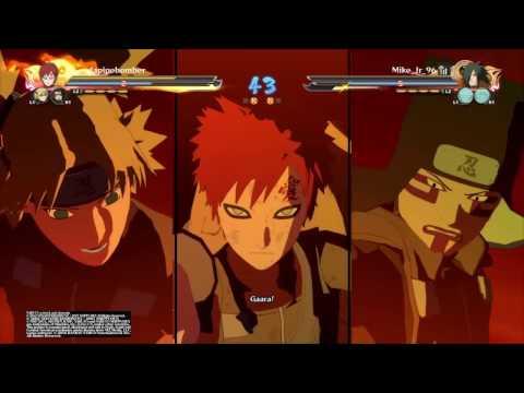 Naruto Ninja Storm 4   Online Team Battle #20