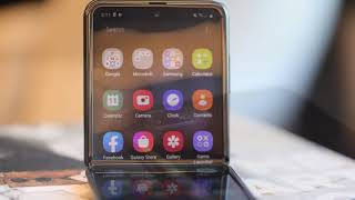 Living with the Samsung Galaxy Z Flip