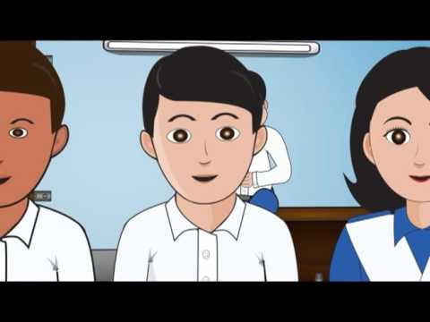 Earthquake and Tsunami : Awareness Cartoon on Disaster Management for Children & Youth