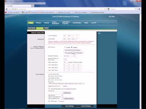 Configuracion Router Cisco Epc 3825.avi