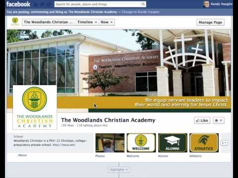 What is a Custom Facebook Page for a Private School? (5 min)