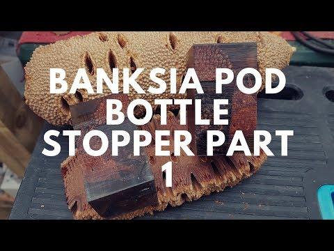Making a bottle stopper (part 1)