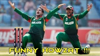 Top 10 Funny Appeals in Cricket History Ever ●►FUNNY HOWZAT !!!!
