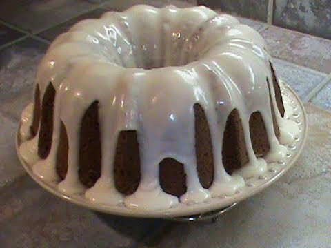 Second Chance For The Bundt Pan