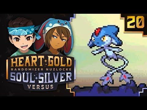 EZ MASTER BALL - Pokémon HeartGold & SoulSilver Randomizer Nuzlocke Versus w/ NumbNexus! Episode #20